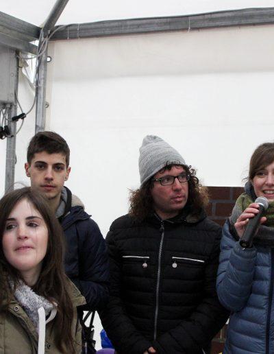 I ragazzi di Si può fare intervengono alle mezza maratona di Torino